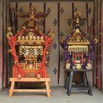 松陰神社宮神輿